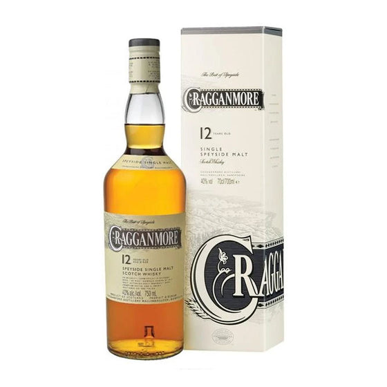 Cragganmore 12 Years 75cl