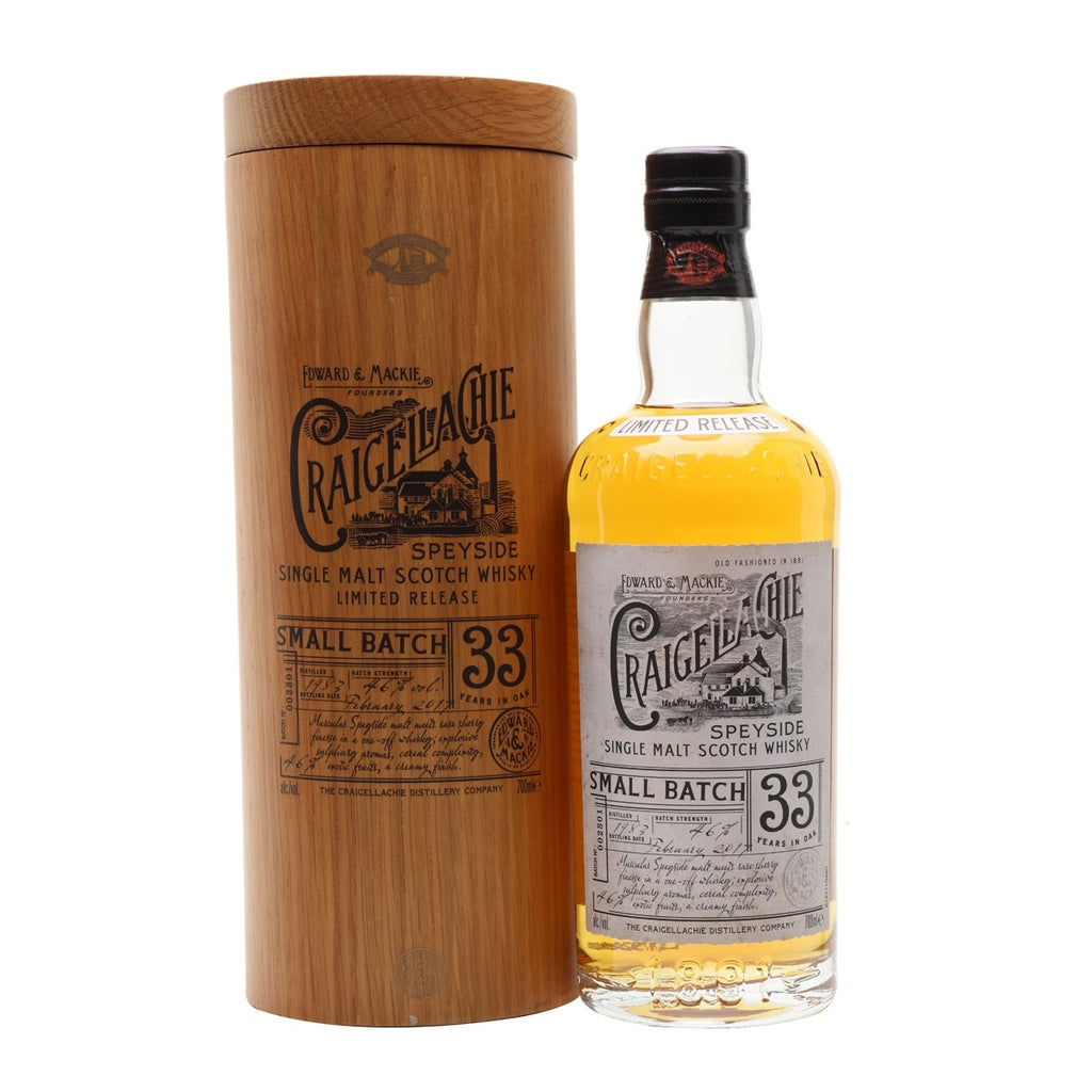 Craigellachie 1983 33 years old Small Batch