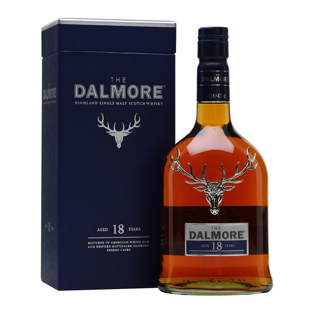 Dalmore 18 Years - The Whisky Shop Singapore