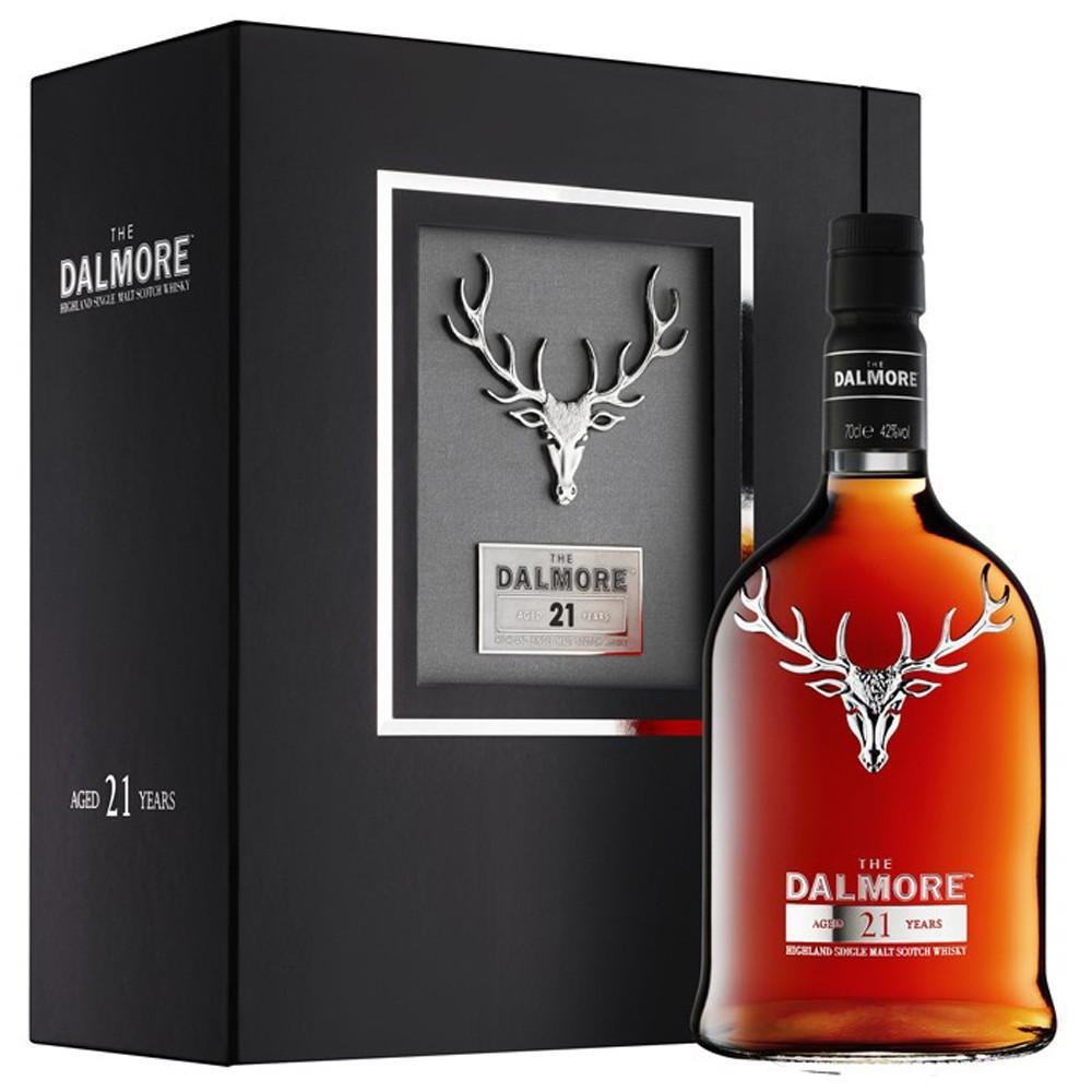 Dalmore 21 Years (Bot. 2015) - The Whisky Shop Singapore