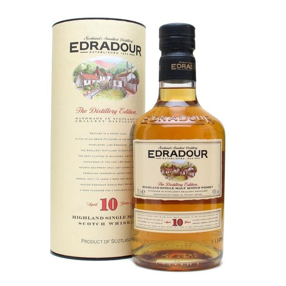 Edradour 10 Year Old - The Whisky Shop Singapore