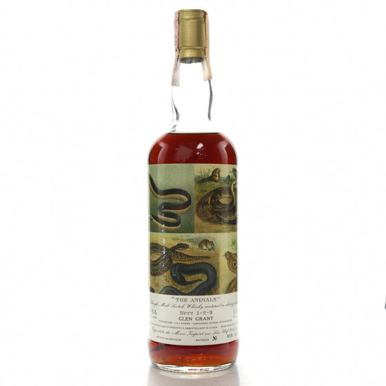 Glen Grant 1964 Moon Import - The Animals - The Whisky Shop Singapore