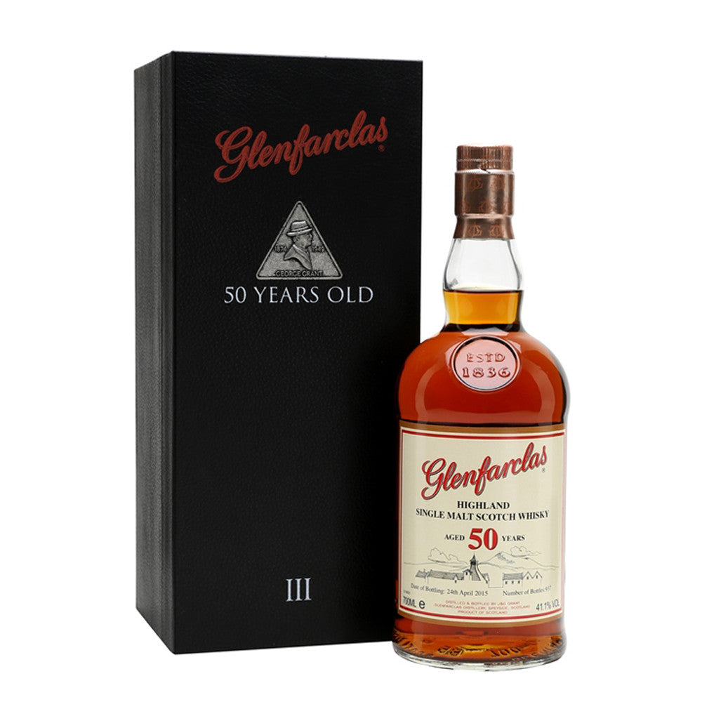 Glenfarclas 50 Years - The Whisky Shop Singapore