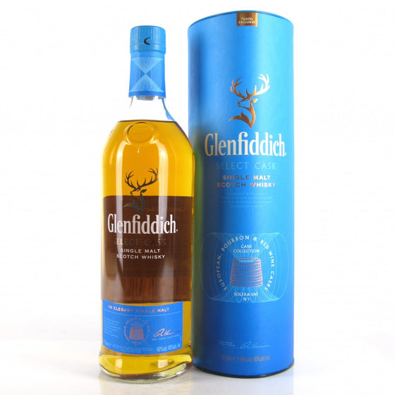 Glenfiddich Select Cask - The Whisky Shop Singapore