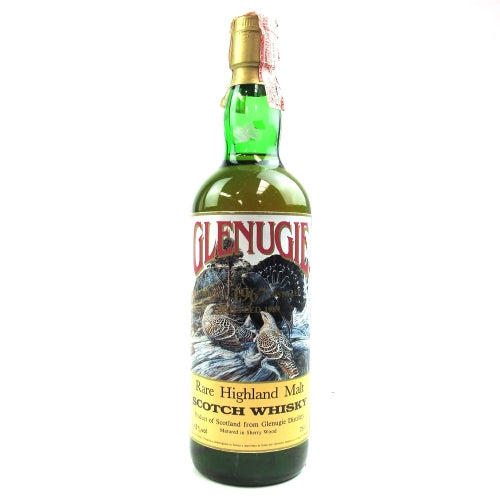 Glenugie 1967 Sestante - Bird Label (ABV 43%) - The Whisky Shop Singapore