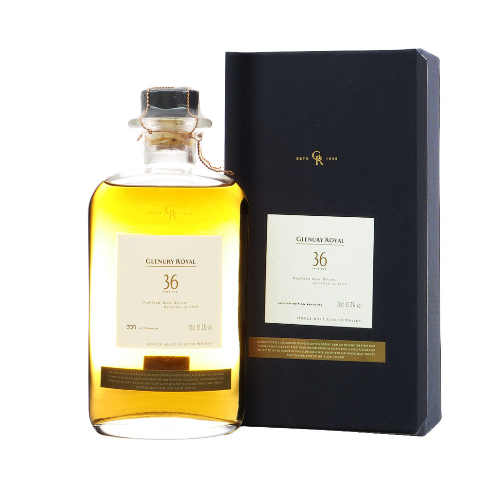 Glenury Royal 1968 36 Years - Diageo Special Release - The Whisky Shop Singapore