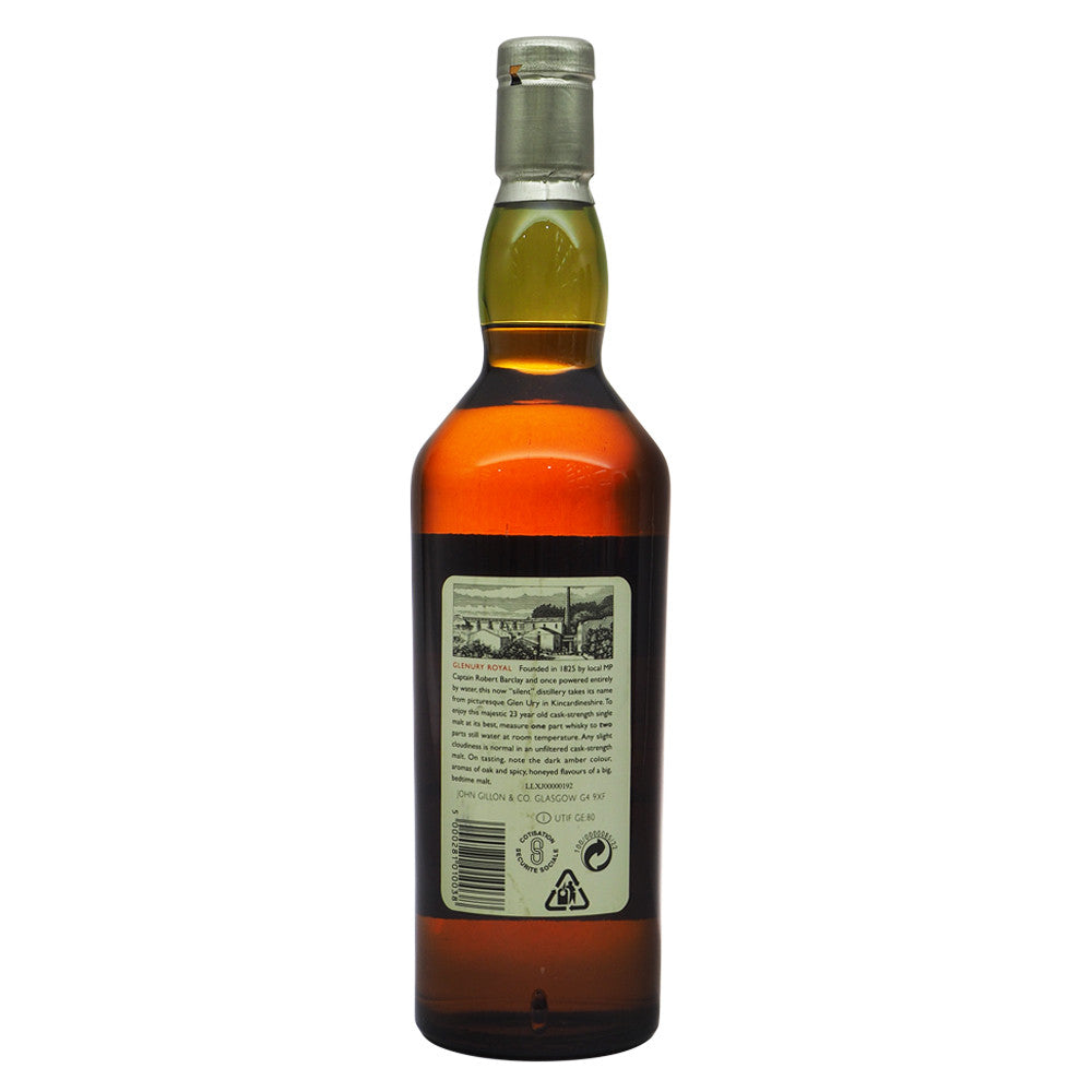 Glenury Royal 1971 23 Years - Rare Malts Selections - The Whisky Shop Singapore