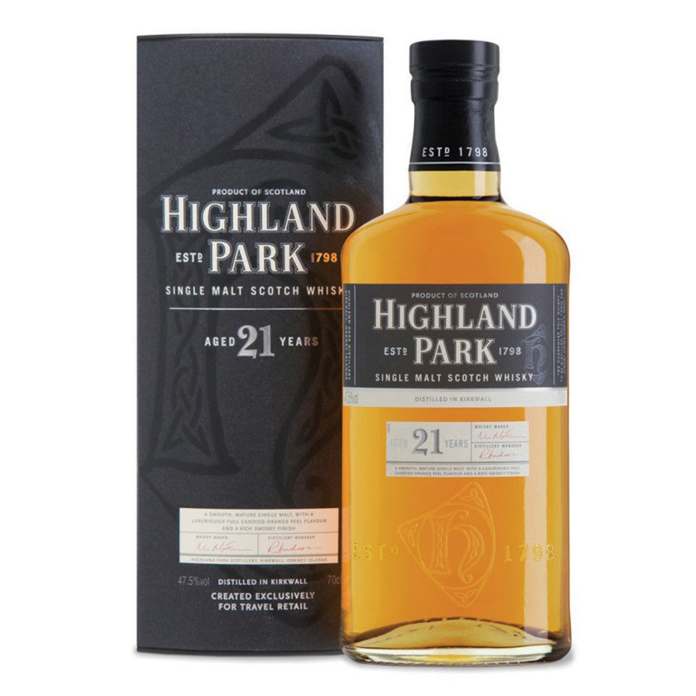 Highland Park 21 Years - The Whisky Shop Singapore