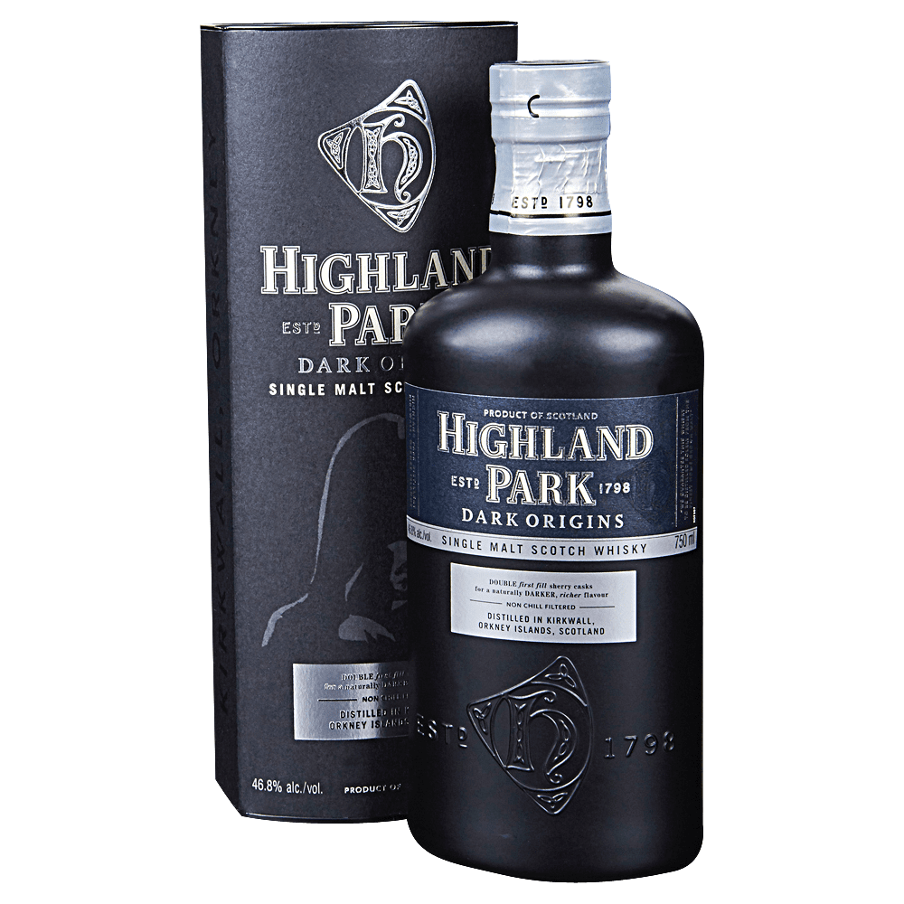 Highland Park Dark Origins - The Whisky Shop Singapore