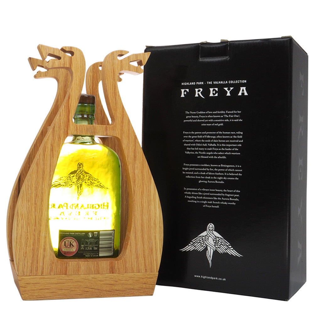 Highland Park 15 Years Valhalla Collection - Freya - The Whisky Shop Singapore
