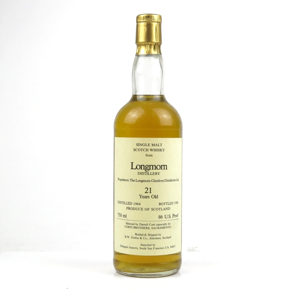 Longmorn 1964 21 Years Duthie Corti Brothers