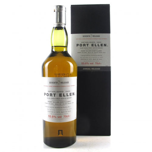 Port Ellen 7th Annual Release 1979 28 Years Old (2007) - The Whisky Shop Singapore