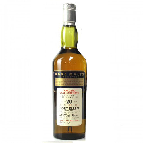 Port Ellen 1978 20 Years - Rare Malts Selection - The Whisky Shop Singapore