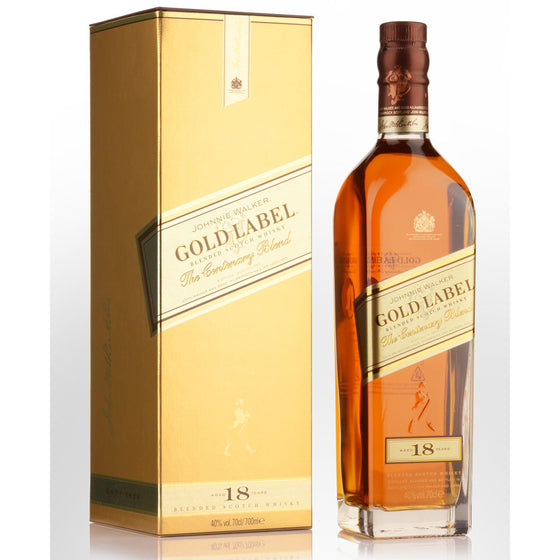 Johnnie Walker Gold Label 18 Years The Centenary Blend - The Whisky Shop Singapore