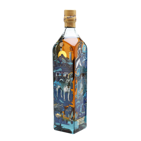 Johnnie Walker Blue Label - Year of the Dog (75cl) - The Whisky Shop Singapore
