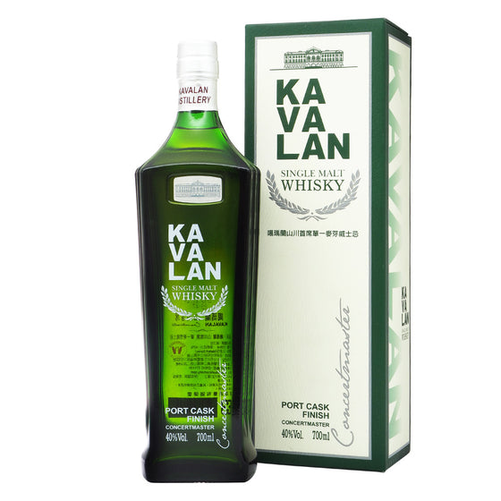 Kavalan Concertmaster - The Whisky Shop Singapore