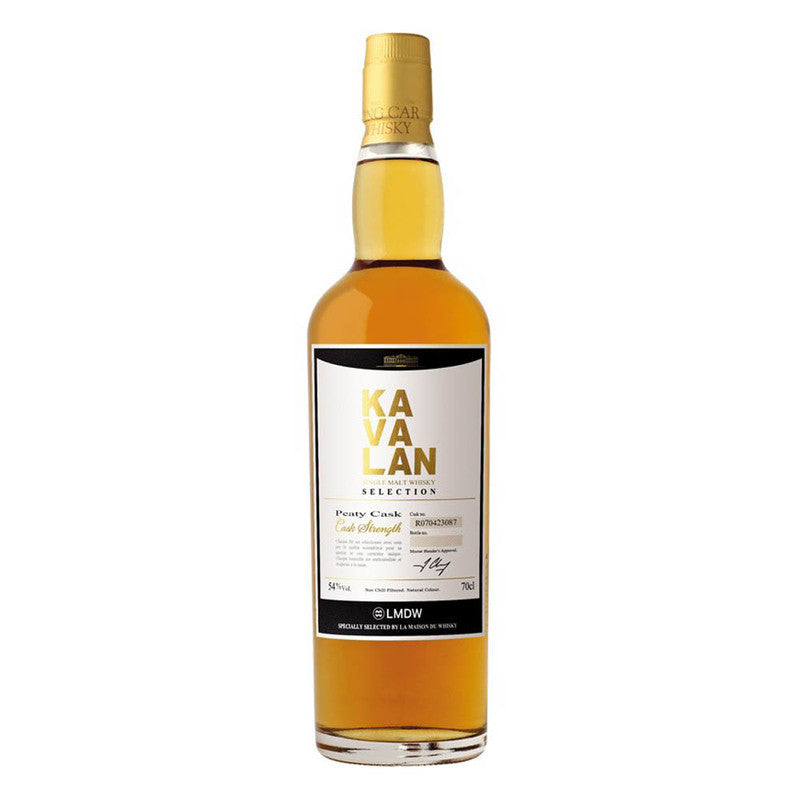 Kavalan Selection Peaty Cask - The Whisky Shop Singapore