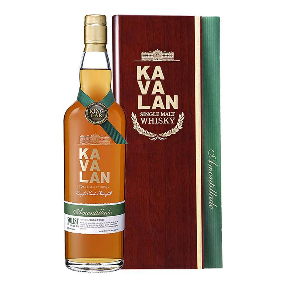 Kavalan Solist Amontillado - The Whisky Shop Singapore