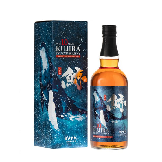 Kujira Ryukyu Single Grain Whisky 10 years White Oak Virgin Cask