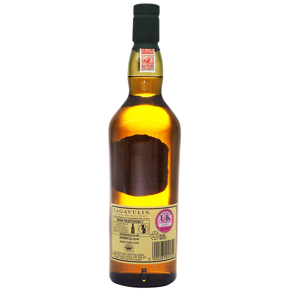 Lagavulin 18 Years Bicentenary Edition Feis Ile 2016 - The Whisky Shop Singapore