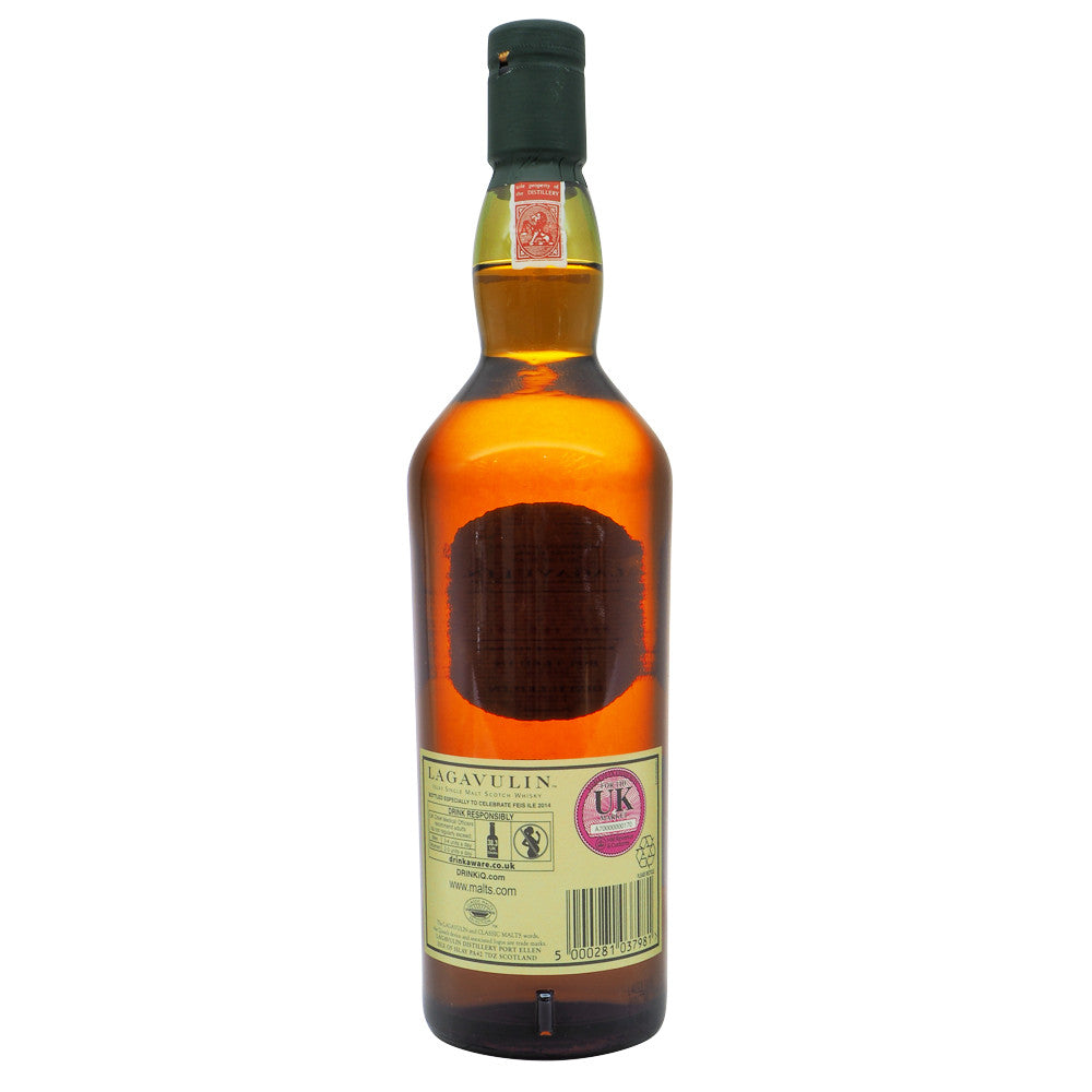 Lagavulin 1995 - Feis Isle 2014 - Bottle No. 3311 - The Whisky Shop Singapore