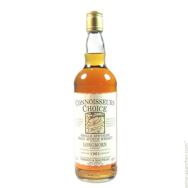 Longmorn 1962 Gordon & MacPhail - Connoisseurs Choice - The Whisky Shop Singapore