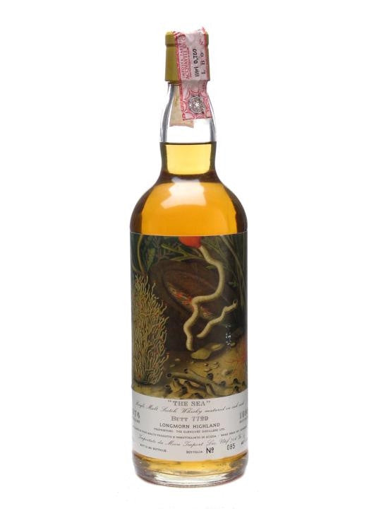 Longmorn 1974 Moon Import - The Sea - The Whisky Shop Singapore