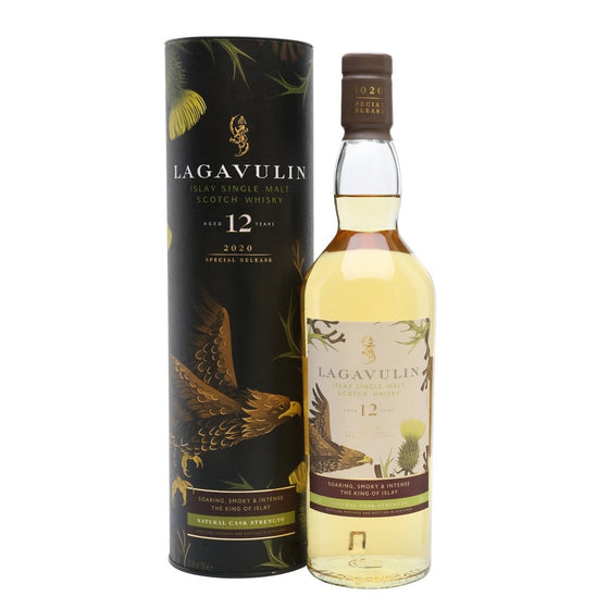 Lagavulin 12 Years - 2020 Special Release