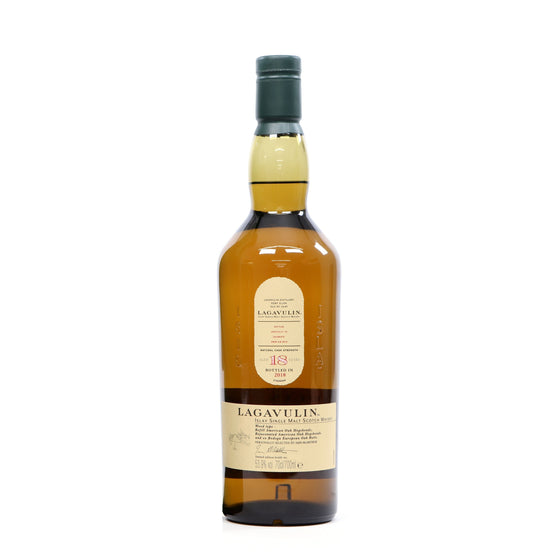 Lagavulin 18 Years Bicentenary Edition Feis Ile 2018