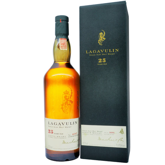 Lagavulin 1977 25 Years - Diageo's Special Release (Bot. 2002) #3767 - The Whisky Shop Singapore