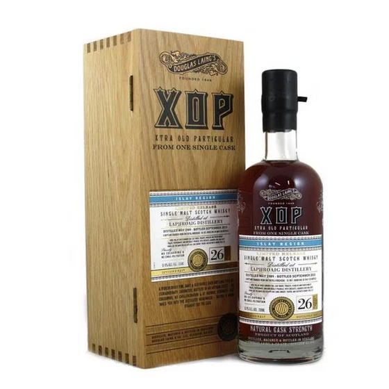 Laphroaig 1989 26 Years Douglas Laing Xtra Old Particular