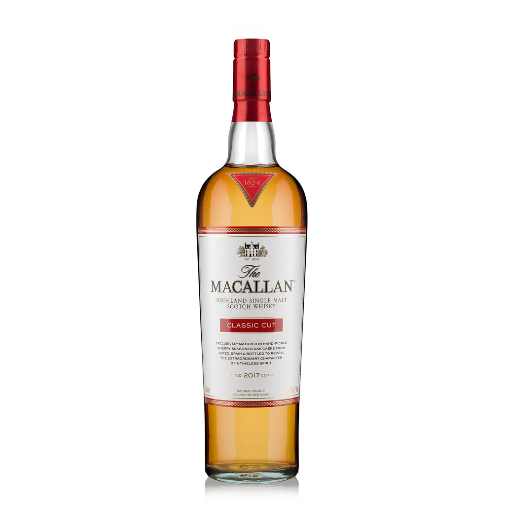 Macallan Classic Cut Limited Edition 2017 - The Whisky Shop Singapore