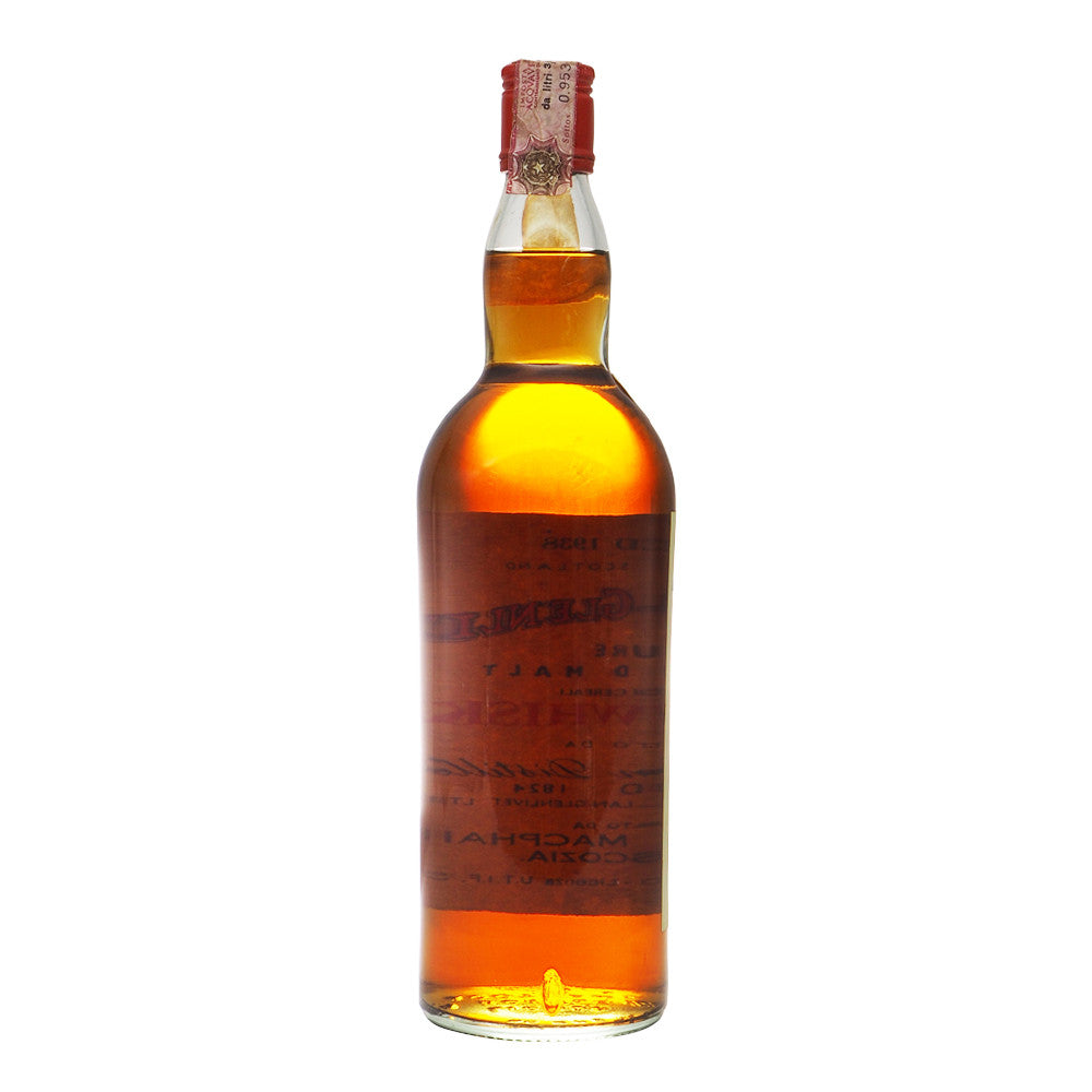 Macallan-Glenlivet 1938 35 Years Gordon & MacPhail Pinerolo - The Whisky Shop Singapore