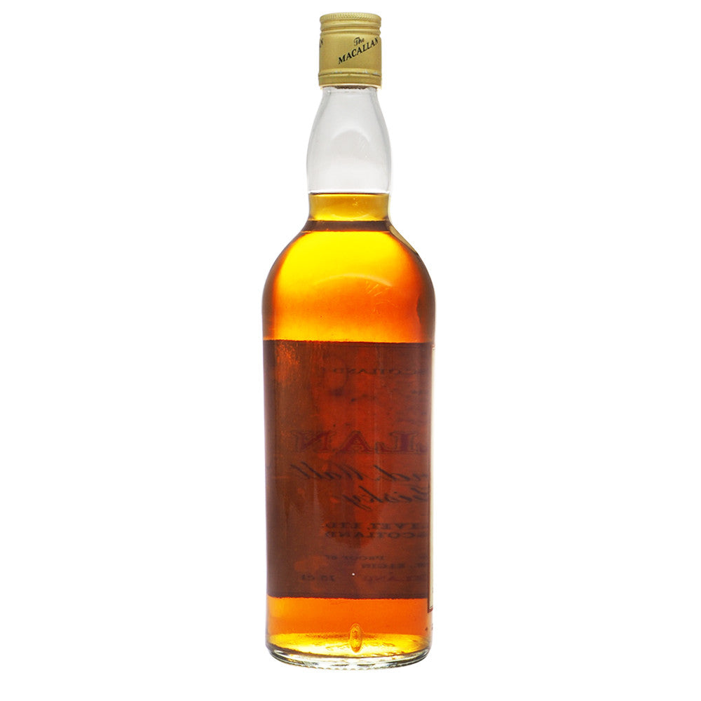 Macallan 15 Years Gordon & MacPhail - 70° Proof - The Whisky Shop Singapore
