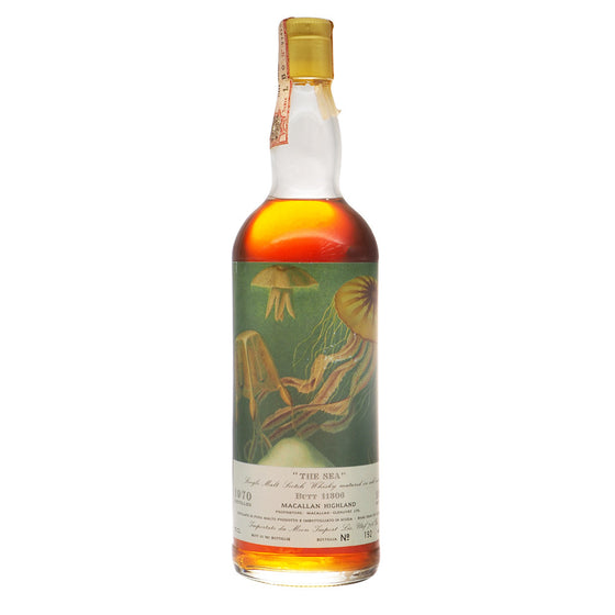 Macallan 1970 Moon Import - The Sea - The Whisky Shop Singapore
