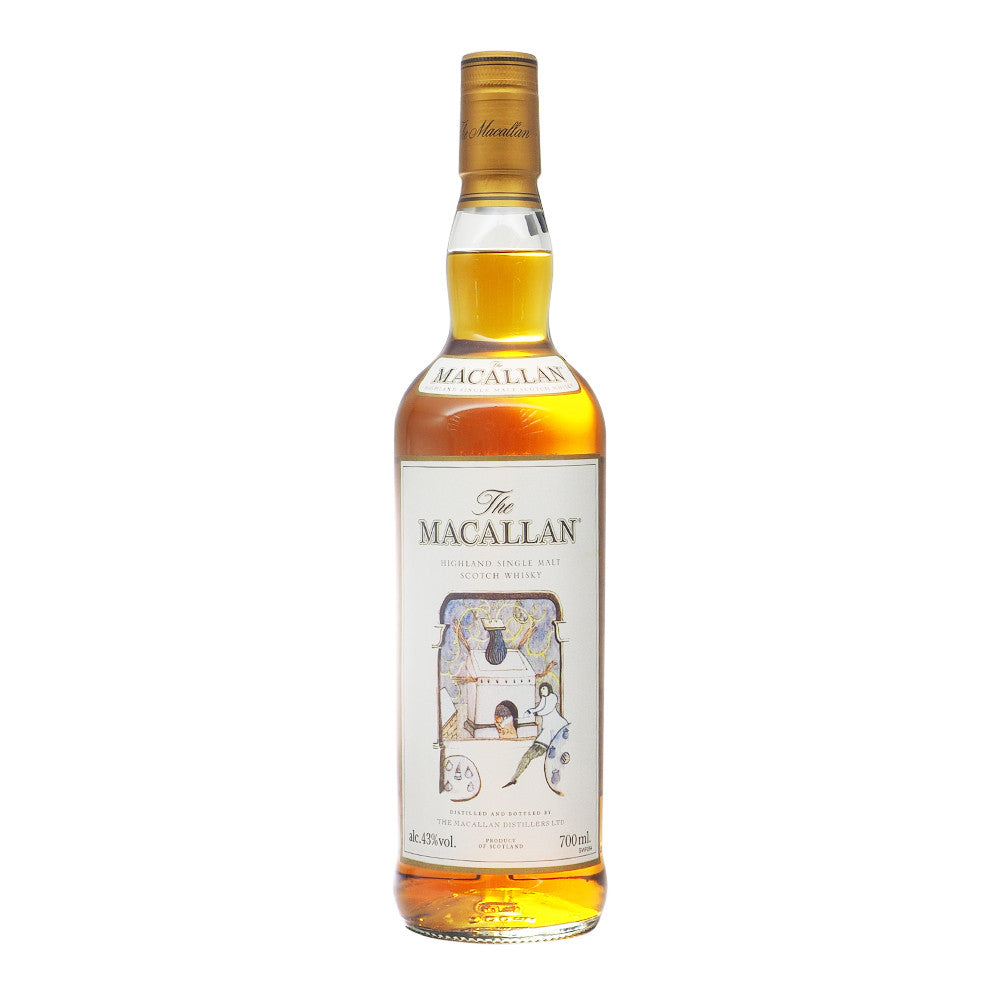 Macallan The Archival Series - Folio 1 - The Whisky Shop Singapore