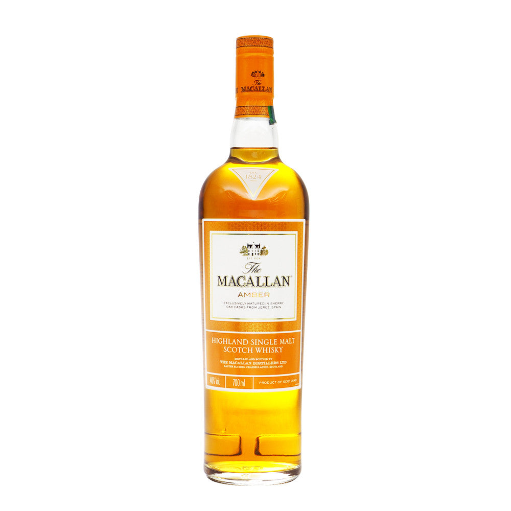 Macallan Amber - 1824 Series - The Whisky Shop Singapore