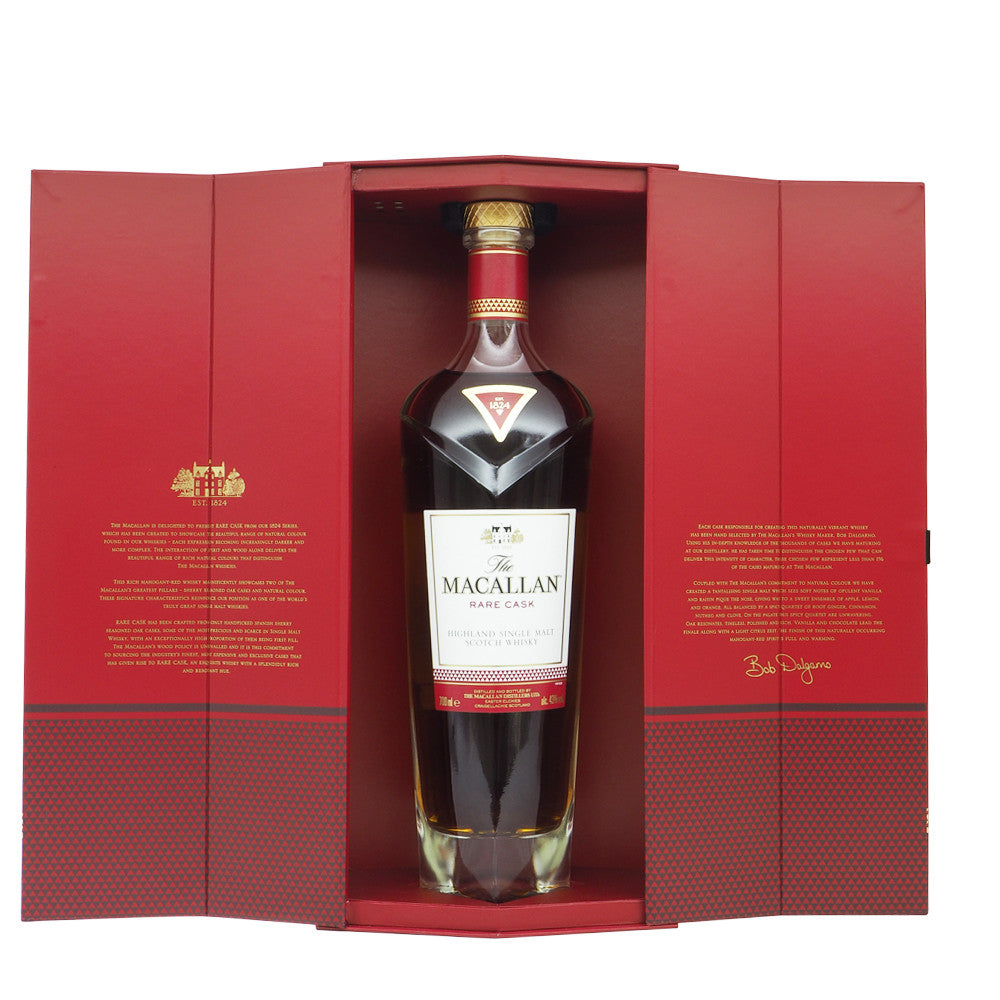 Macallan Rare Cask - 1824 Series - The Whisky Shop Singapore