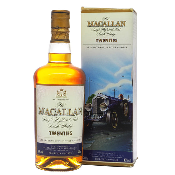 Macallan Travellers Edition 1920s - The Whisky Shop Singapore