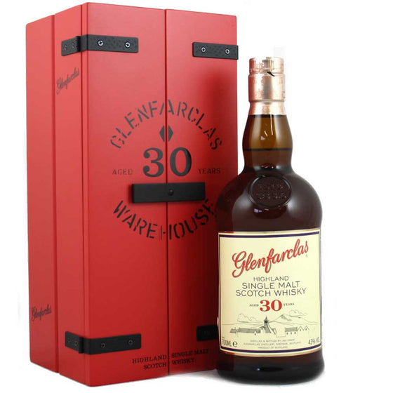 Glenfarclas 30 Years - The Whisky Shop Singapore