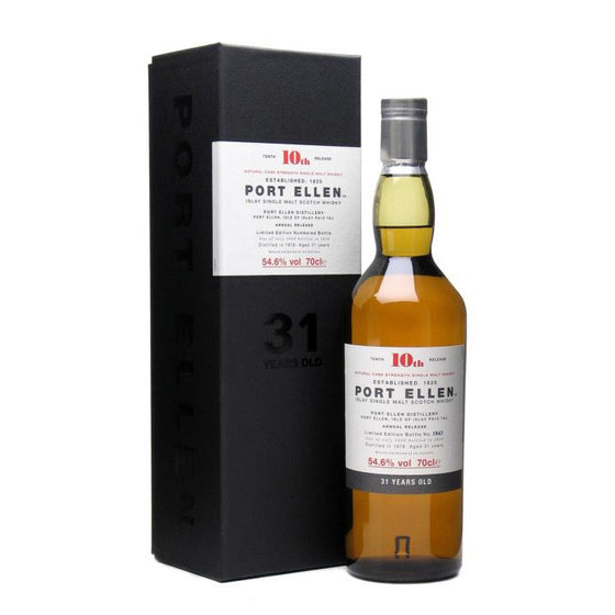Port Ellen 10th Annual Release 1978 31 Years Old (2010) - The Whisky Shop Singapore