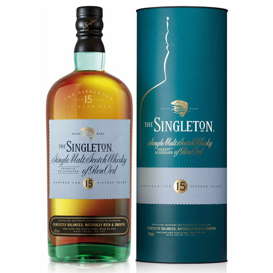 Singleton of Glen Ord 15 Years - The Whisky Shop Singapore
