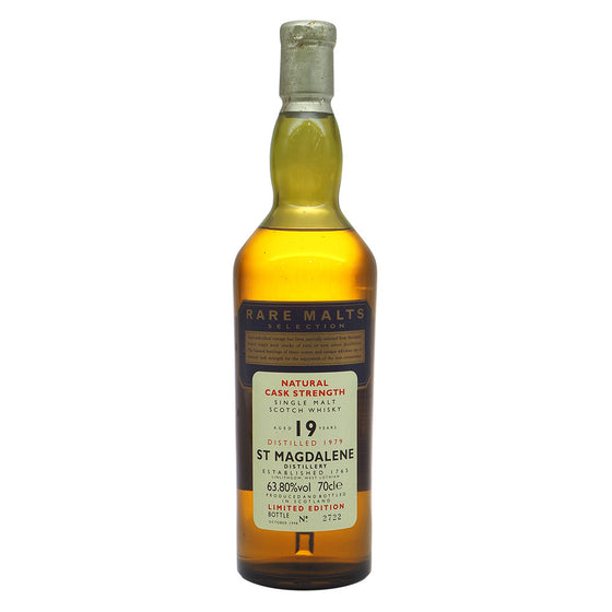 St. Magdalene 1979 19 Years - Rare Malts Selection - The Whisky Shop Singapore