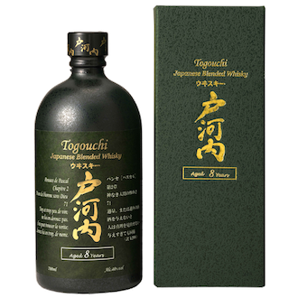 Togouchi Blended Whisky 8 Years Old