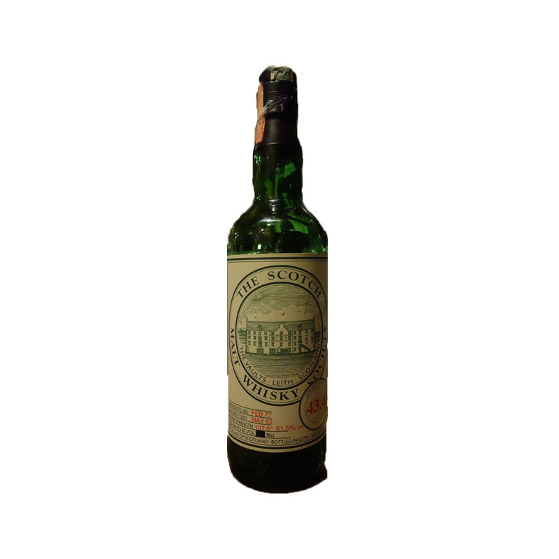 Port Ellen 1977 SMWS 15 Years Old 43.4