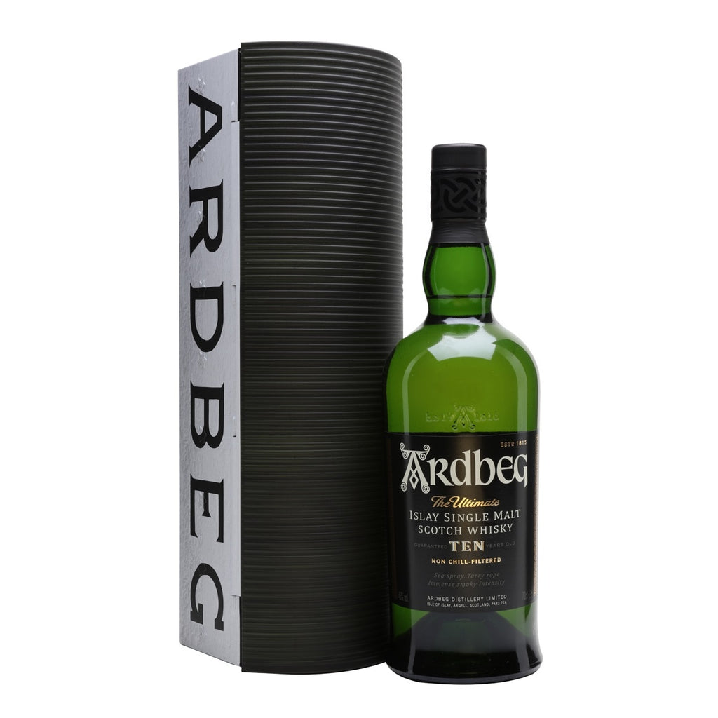 Ardbeg 10 Years Old Warehouse Set GBX 70cl