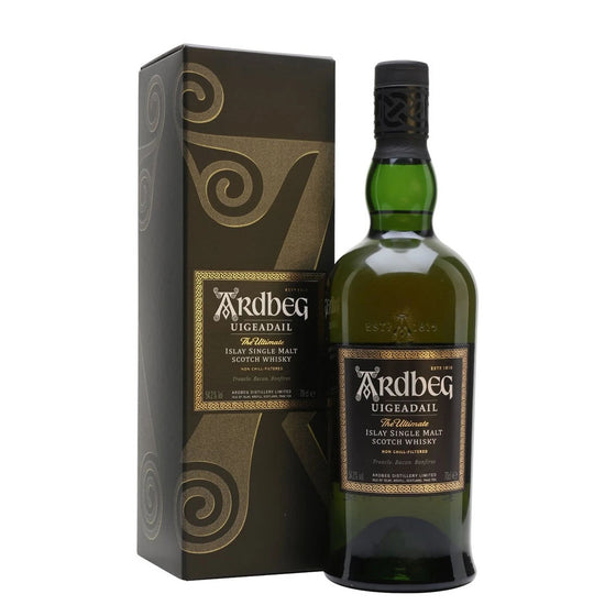 Ardbeg Uigeadail 700ml with Box