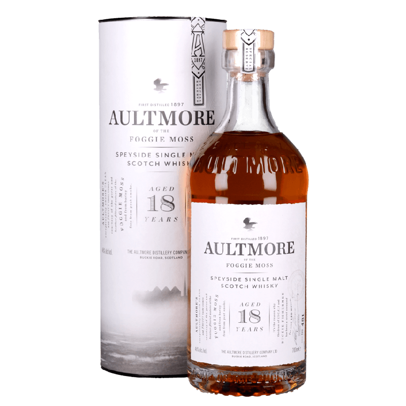 Aultmore 18 Years Old - The Whisky Shop Singapore