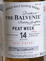 Balvenie 14 Year Peated Week - The Whisky Shop Singapore