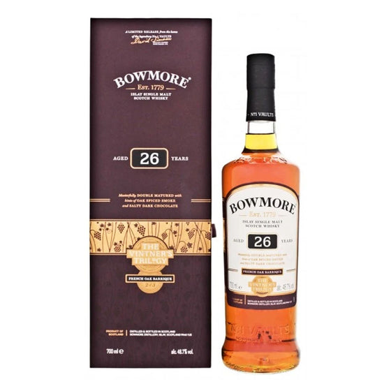 Bowmore 26 Year Old Vintner's Trilogy